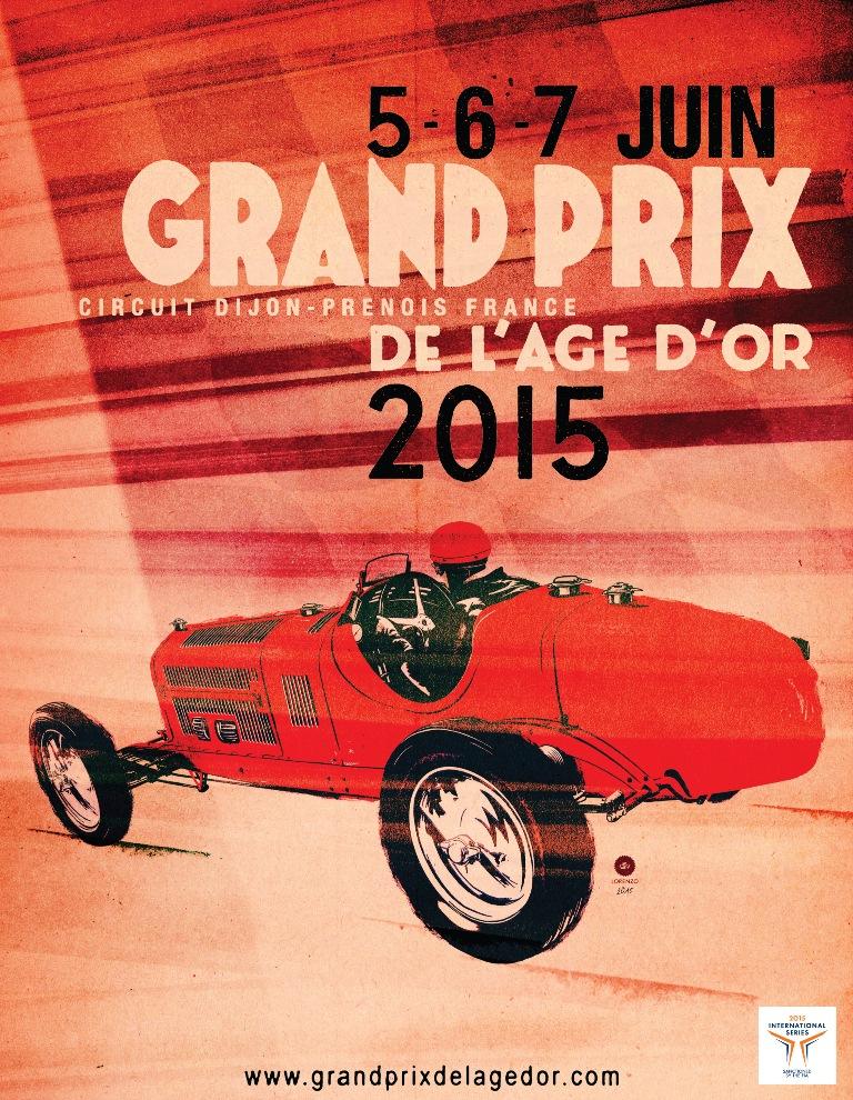 Grand Prix de l'Age d'Or 2015