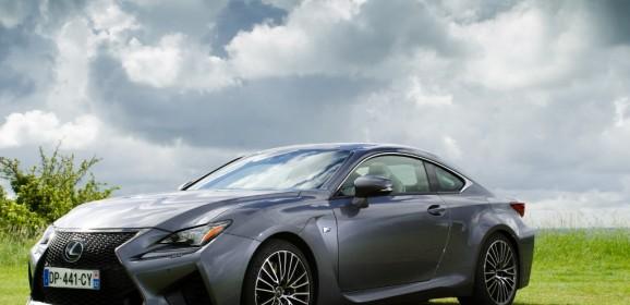 Essai Lexus RCF : Transformer