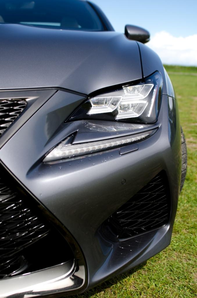 Lexus RCF