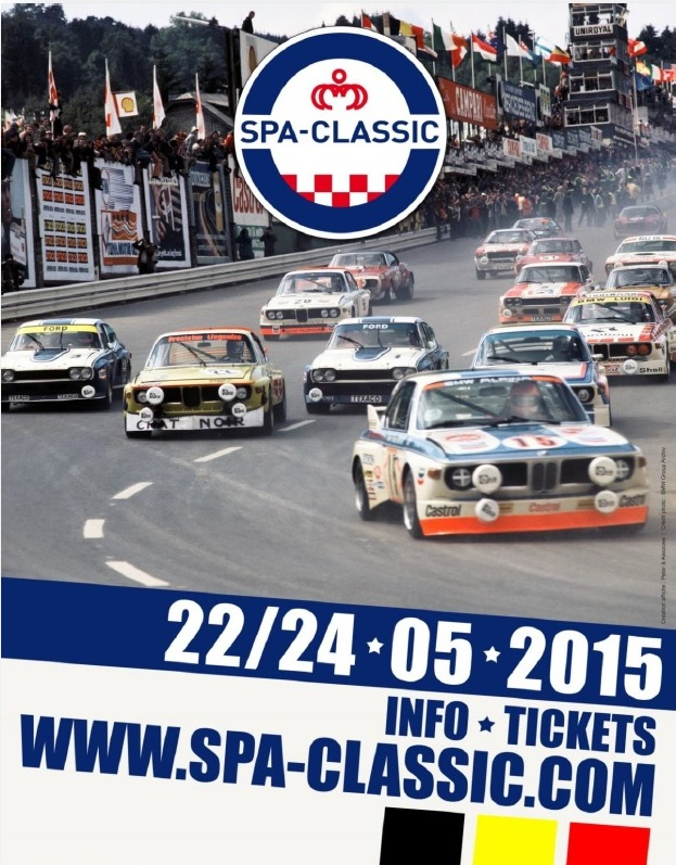 Retrouvez nos articles sur Spa Classic 2015 / See our articles on the Spa Classic 2015