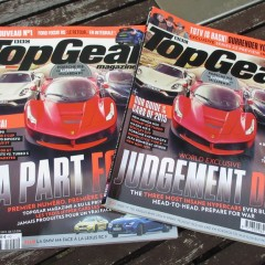 Top Gear France Magazine, lecture du numéro 1