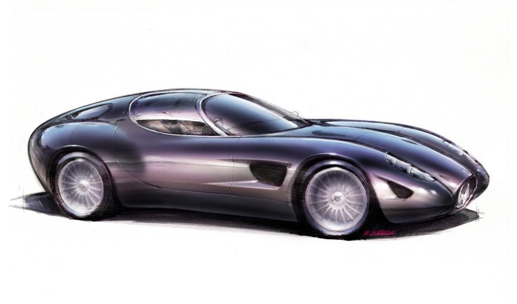 Zagato Maserati Mostro 2015