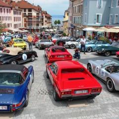 Coupe des Alpes 2015 : Le départ d'Evian