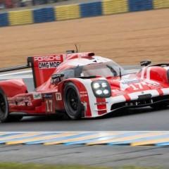 24 Heures du Mans 2015, journée test LMP1: Porsche marque le rythme