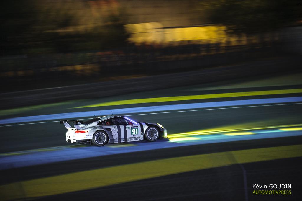 24 Heures du Mans 2015 - Course LM GTE Pro