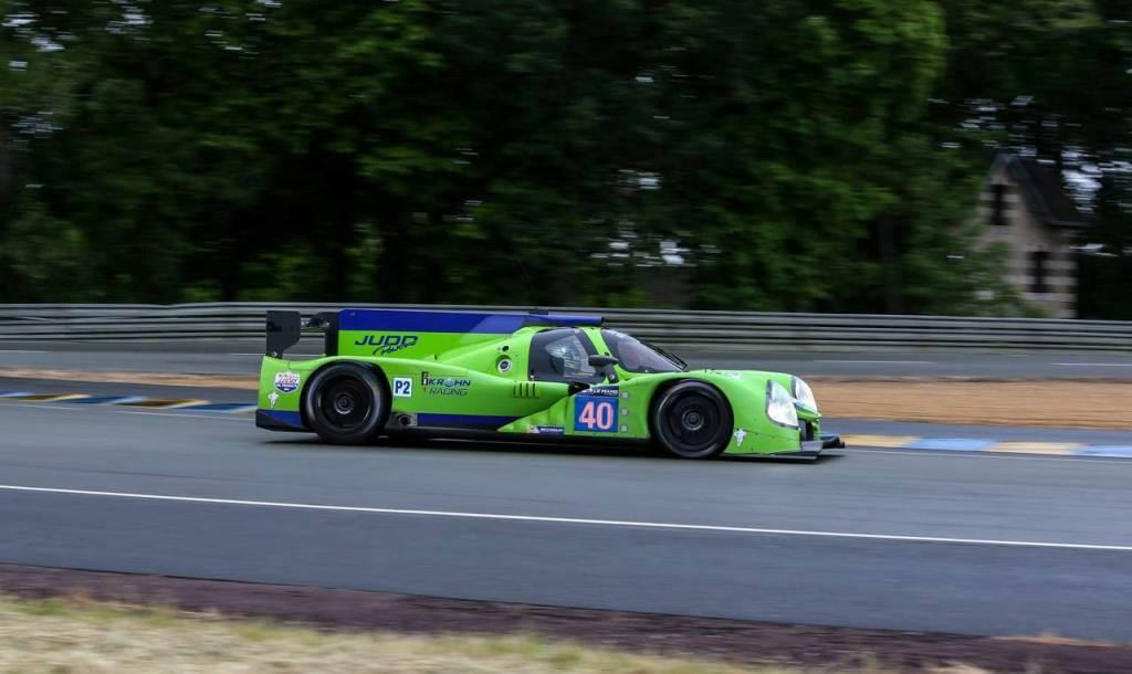 24 Heures du Mans 2015, journée test LMP2