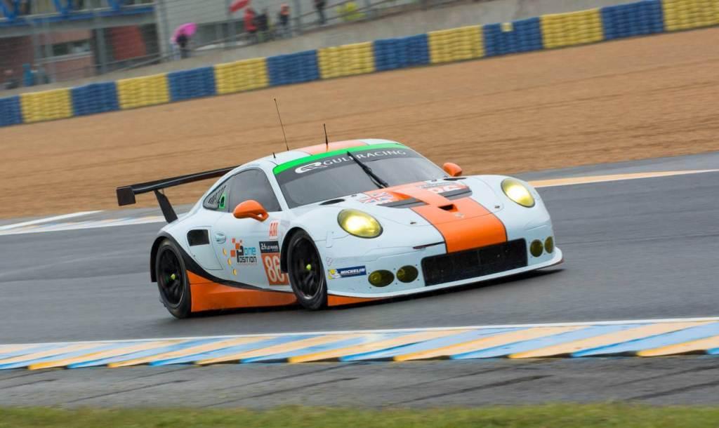 24 Heures du Mans 2015, journée test LM GTE