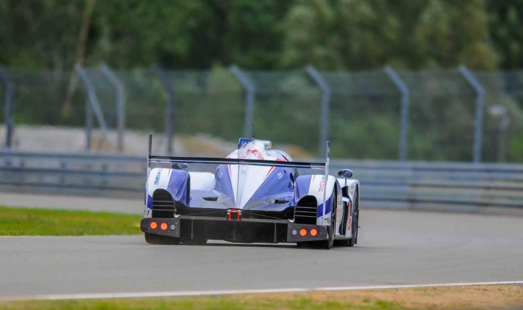 24 Heures du Mans 2015, journée test LMP1