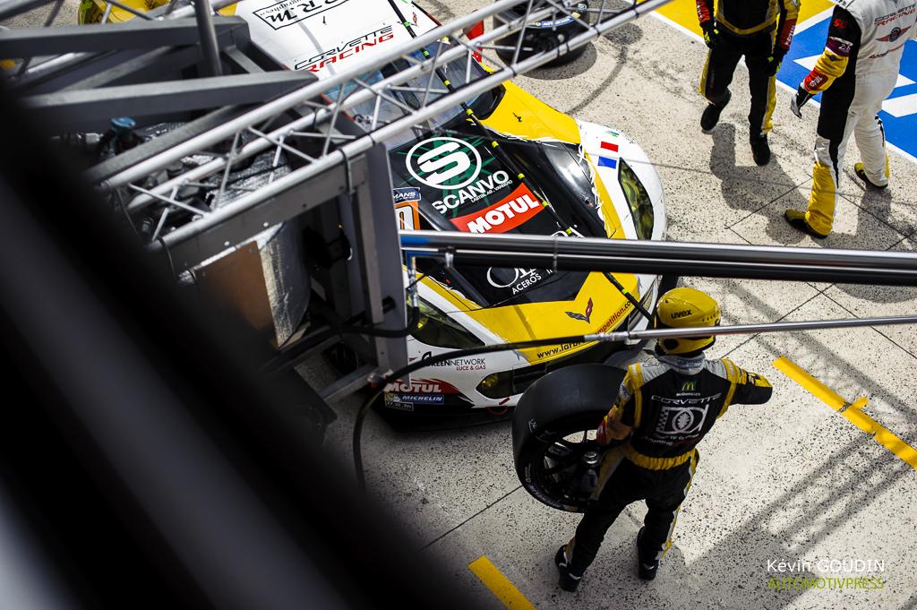 24 Heures du Mans 2015 - Course LM GTE Am