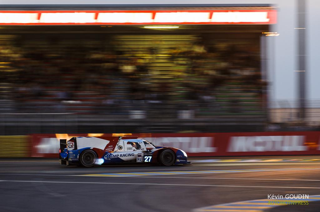 24 Heures du Mans 2015 - Course LMP2