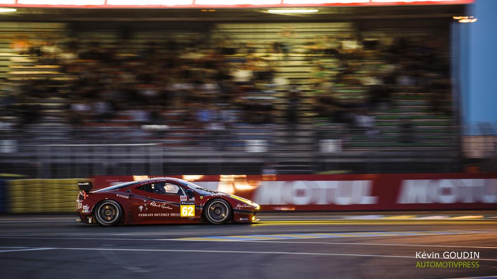 24 Heures du Mans 2015 - Course
