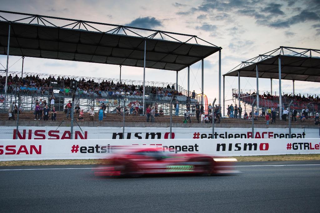 Nissan Nismo GT-R LM P1-H - 24 Heures du Mans 2015