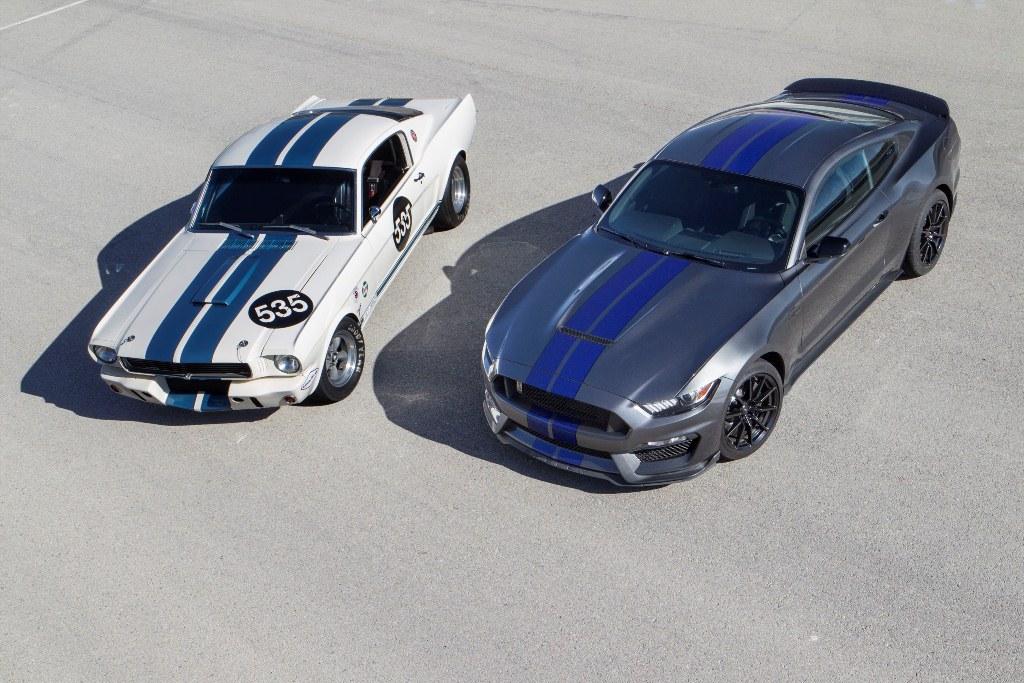 2016 Shelby GT350 Mustang w 65 GT350