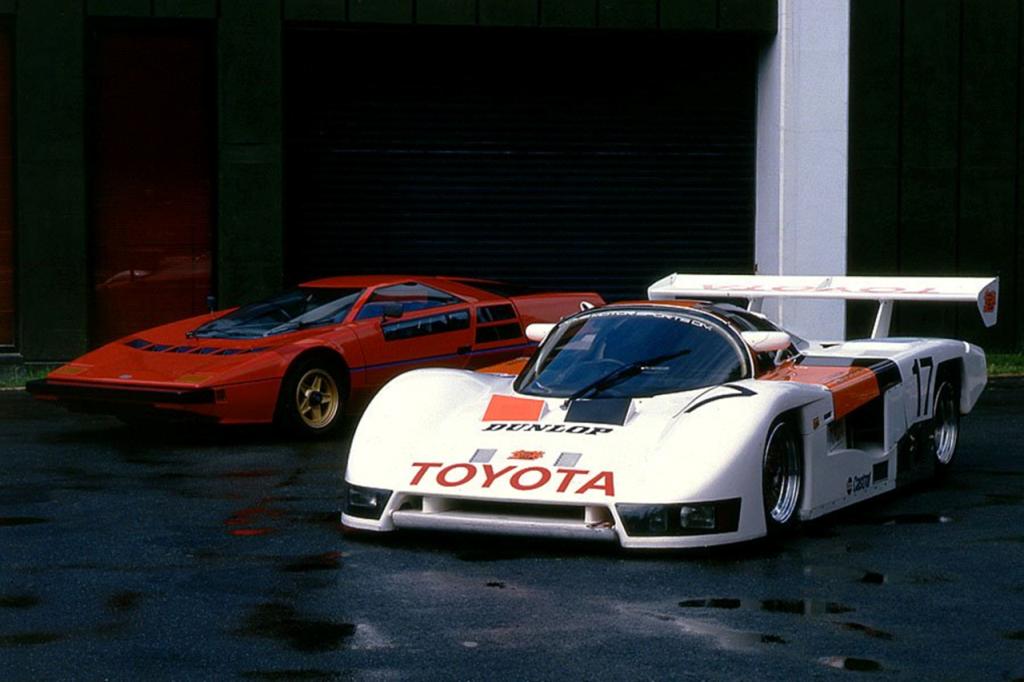 1985 Toyota Dome 85C-L