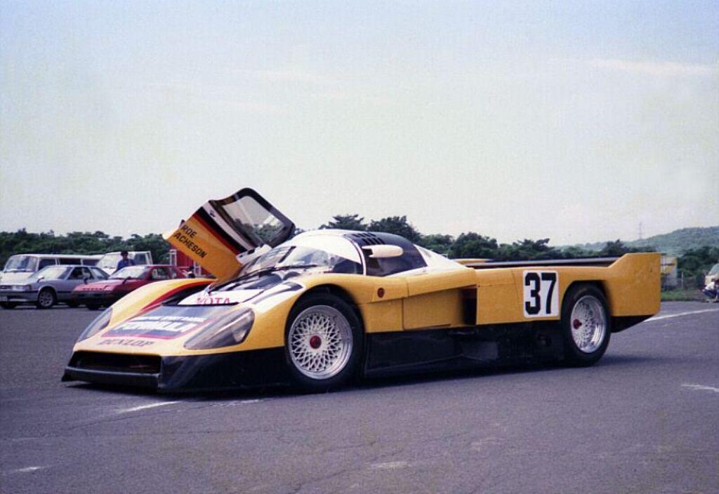 1986 Toyota 86C-L
