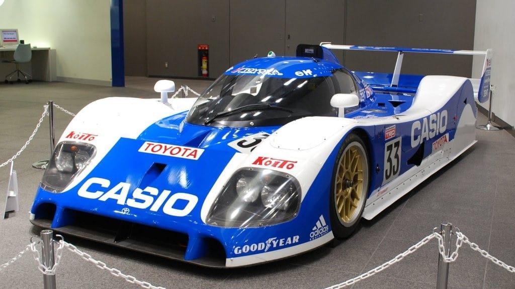 1992 Toyota TS010