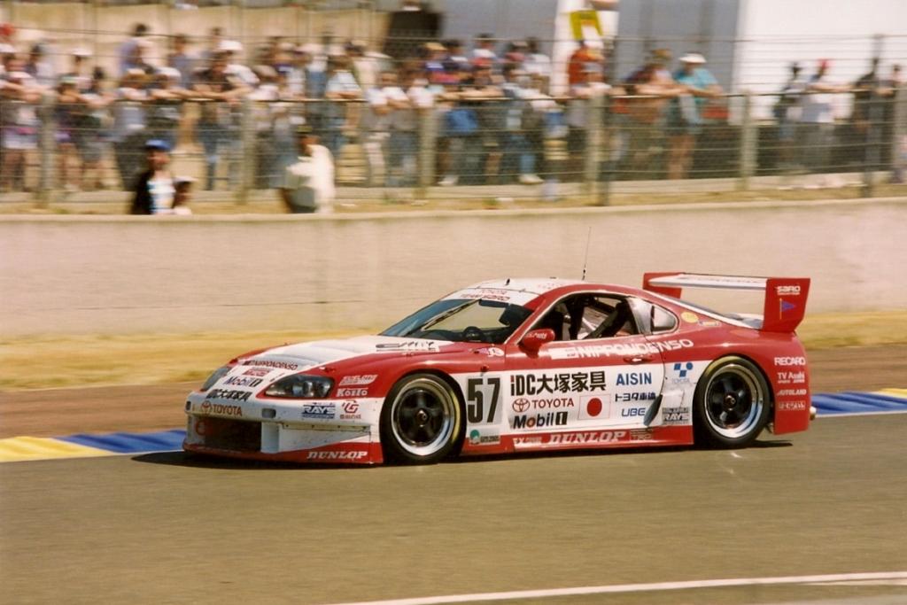 1995 Toyota Supra GT LM