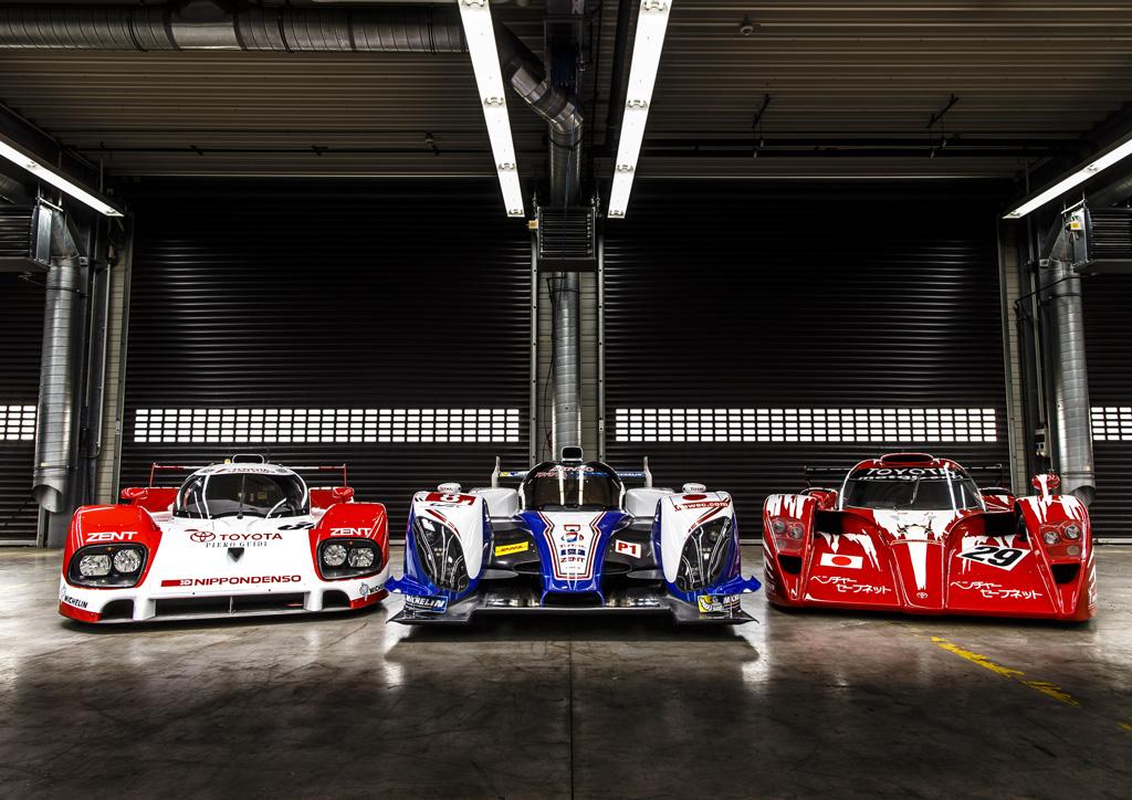 24 Heures du Mans - Toyota TS010/TS030/TS020