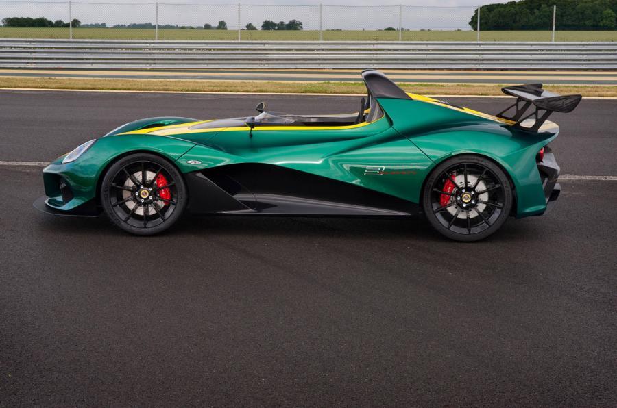 Cobra Kit Car Puissance