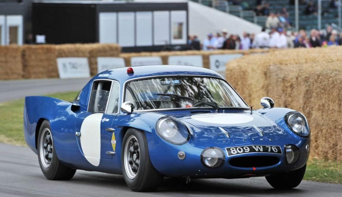 1965 Alpine M65
