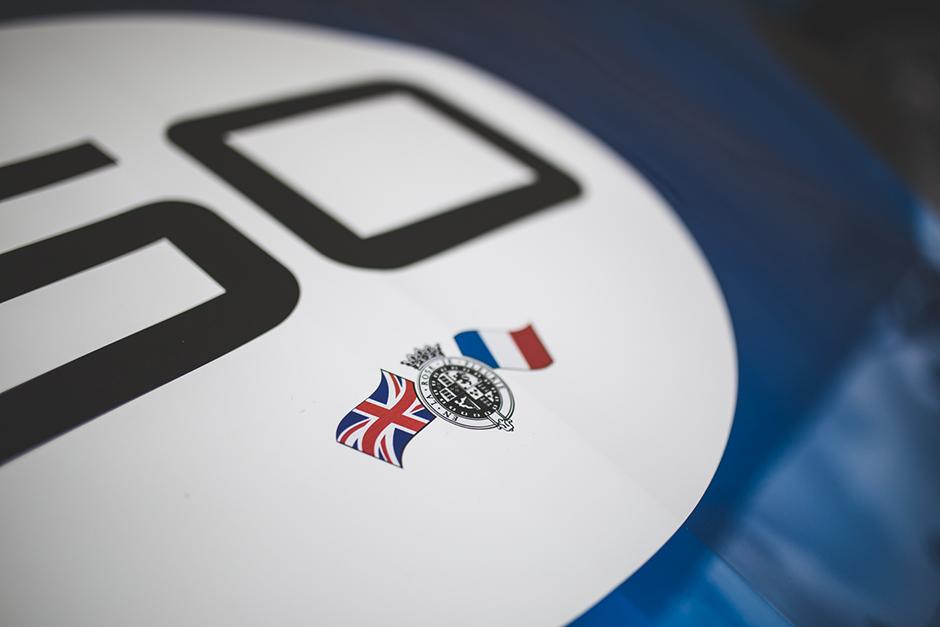 Alpine Célébration 60 - Festival Of Speed de Goodwood