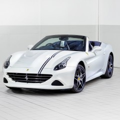 Festival Of Speed de Goodwood : Ferrari California T by Tailor Made