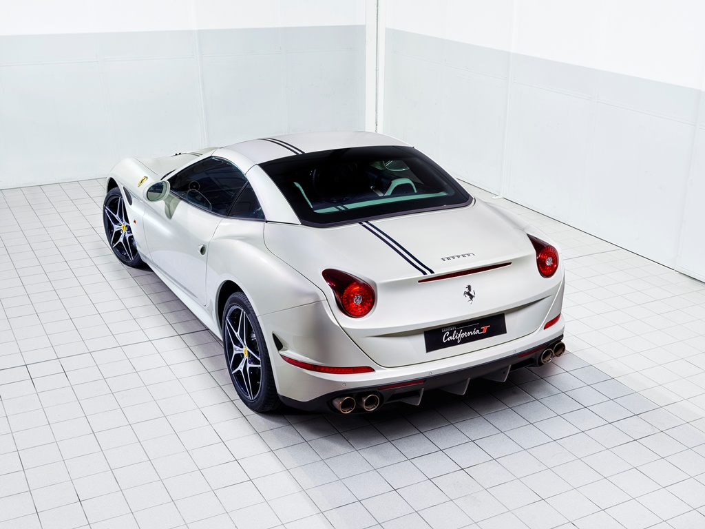 Ferrari California T by Tailor Made