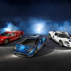 Festival Of Speed de Goodwood : Ford en Performance !