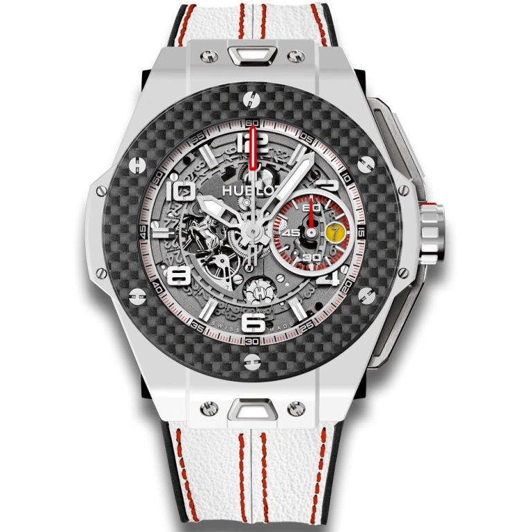 Hublot Big Bang Ferrari White Céramique Carbon