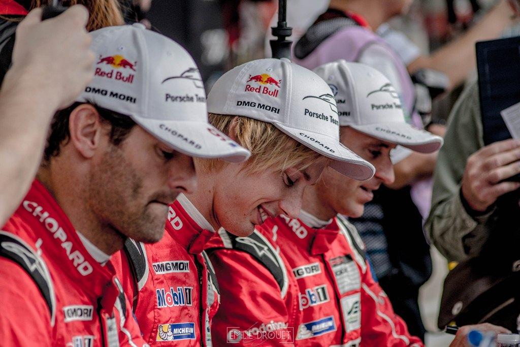 24 Heures du Mans 2015 - Dédicaces