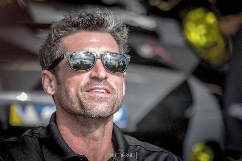 24 Heures du Mans 2015 - Dédicaces - Patrick Dempsey