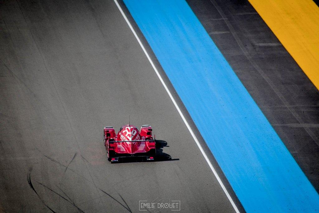 24 Heures du Mans 2015 - Course LMP1
