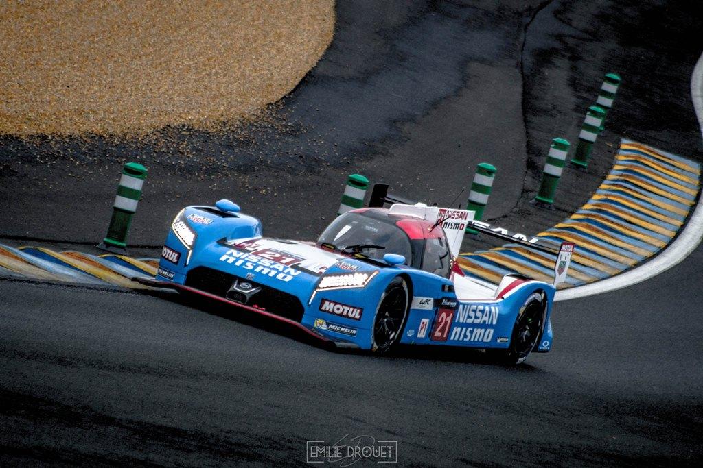 24 Heures du Mans 2015, journée test - Émilie Drouet