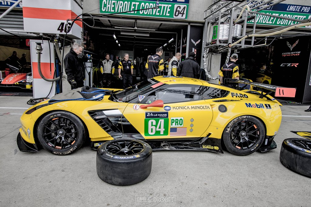 24 Heures du Mans 2015 - Essais qualificatifs