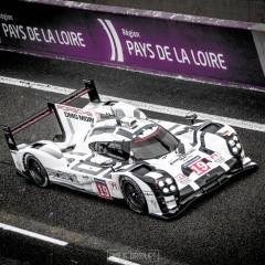 24 Heures du Mans 2015 : Porsche assure la pole position !