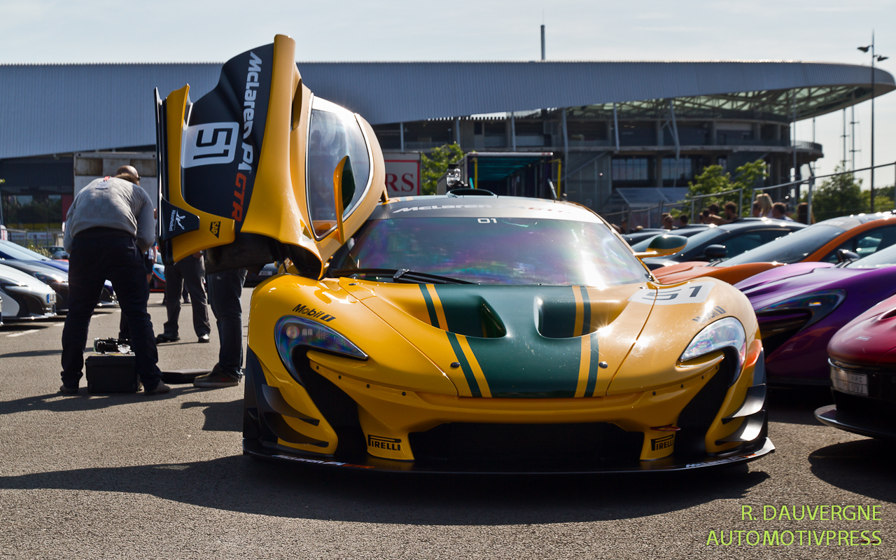 24 Heures du Mans 2015 : Les 20 ans de la victoire de la McLaren F1 GTR