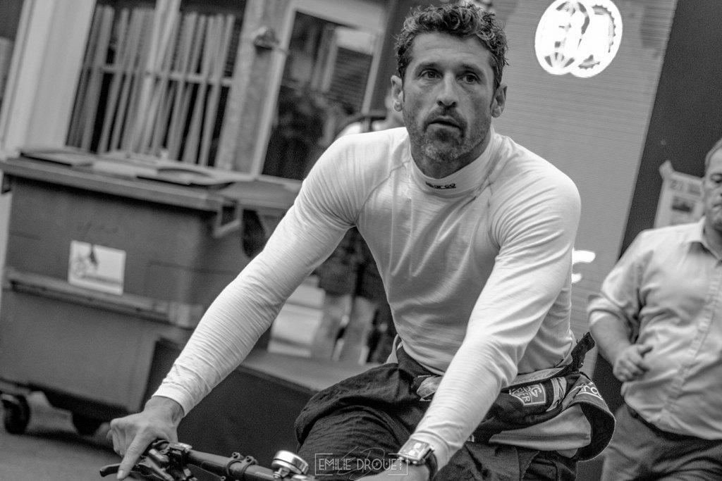 24 Heures du Mans 2015 - Patrick Dempsey
