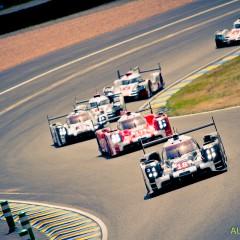 Porsche remporte Le Mans 2015, V comme victoire… mais aussi comme V4 !