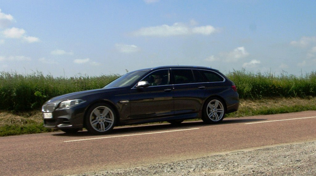 BMW M550d Touring XDrive