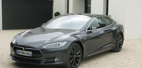 Essai : Tesla Model S 85D, la fin de l'âge de pierre…