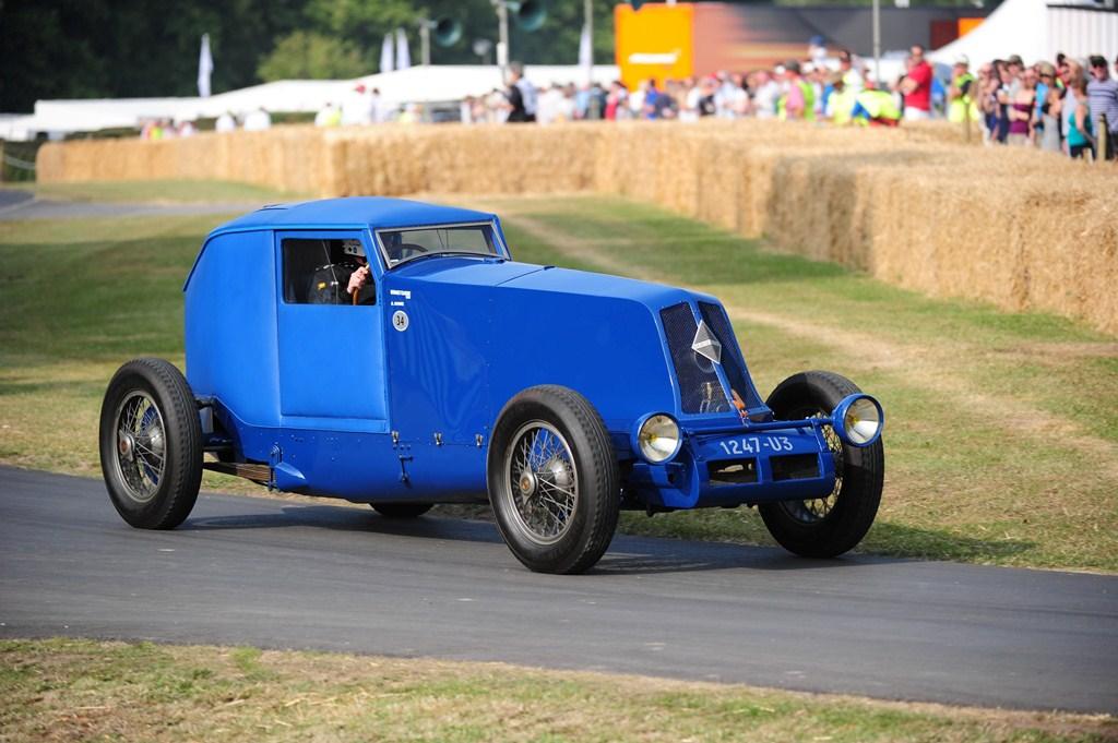 Renault 40CV Type NM des records de 1926