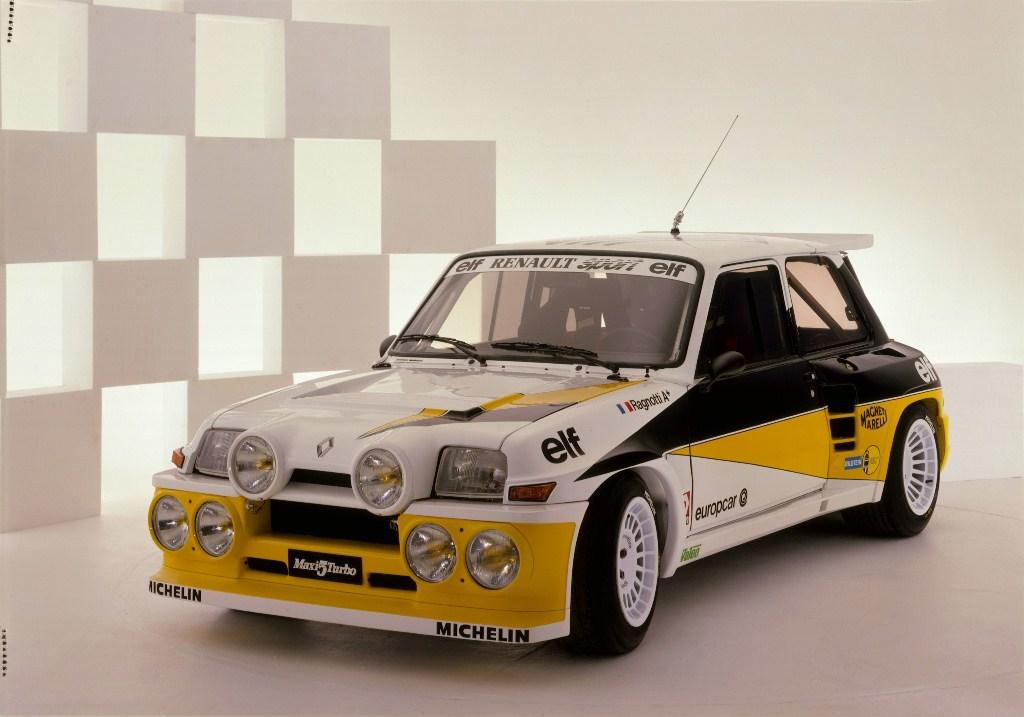 Renault R5 Maxi Turbo 1984