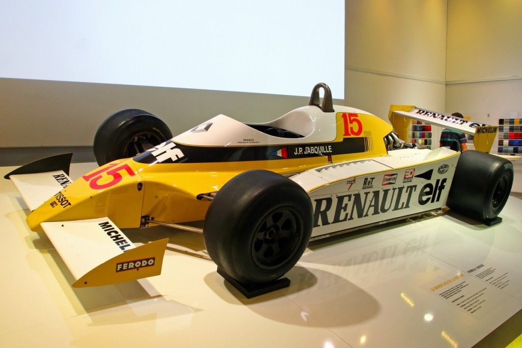 Renault F1 RS10 1979