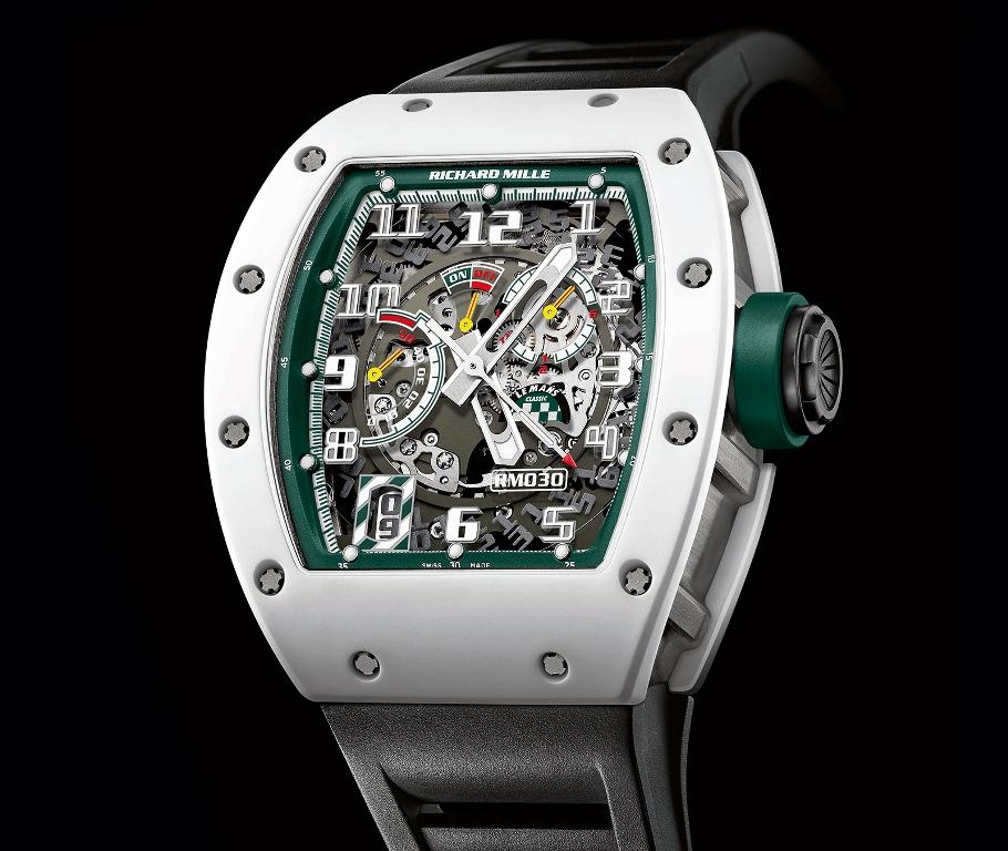 Richard Mille RM030 Le Mans Classic 2014