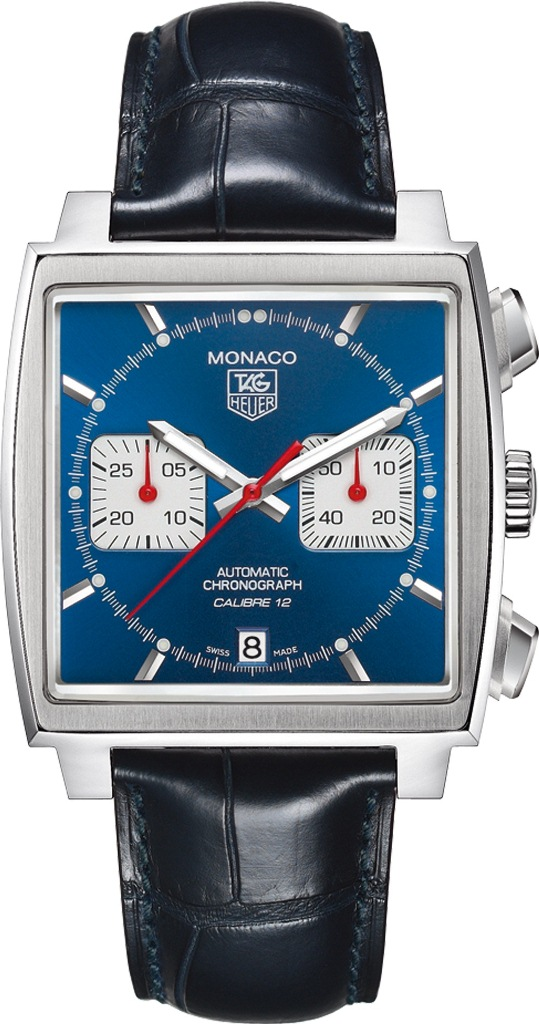 TAG Heuer Monaco Chronographe calibre 12