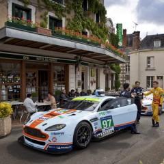 Aston Martin de retour à l'Hôtel de France !