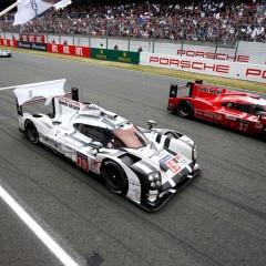 24 Heures du Mans 2015 : Porsche, über alles !
