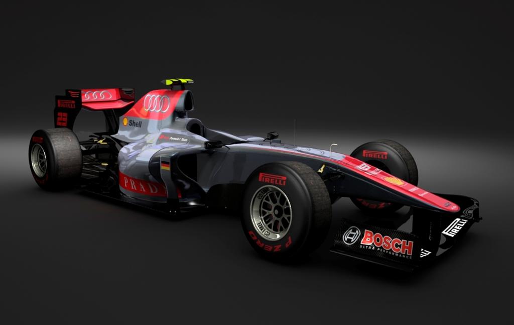 Audi en Formule 1