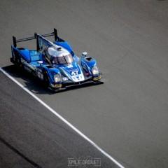 24 Heures du Mans 2015, LMP2 : KMCG de la tête et des épaules de Nicolas Lapierre