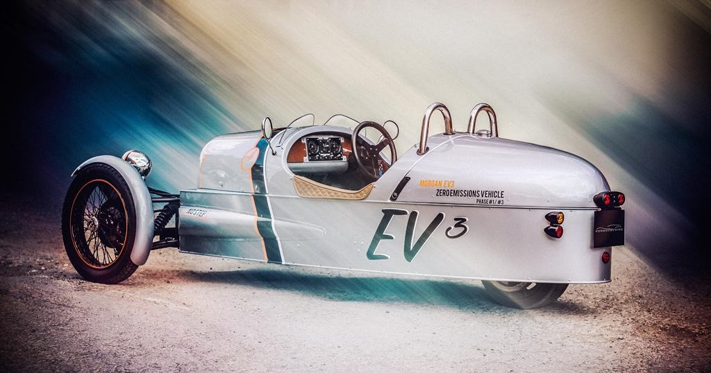 Morgan Three Wheeler EV3